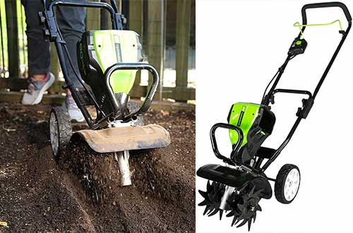 Electric Tillers
