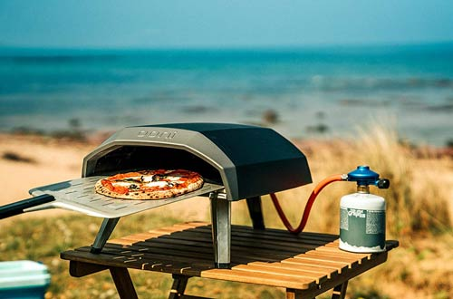 Ooni Koda Portable Gas Outdoor Pizza Ovens & Pizza Maker