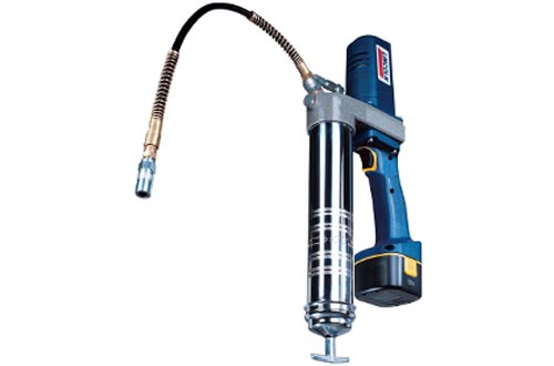 Battery-Operated Grease Gun