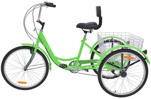 Tricycle Bikes for Adult & Senior