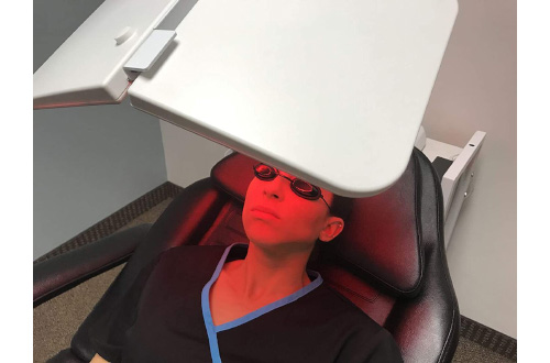 Red Light Therapy Machines