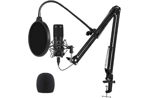 Streaming Microphones